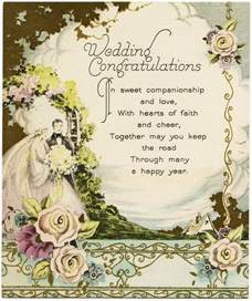 congratulations wedding card wedding congratulations quotes quotesgram