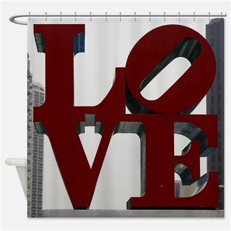 love shower curtain love shower curtains love fabric shower curtain liner