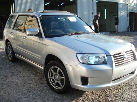 best car repair manuals 2006 subaru forester electronic throttle control used 2006 subaru forester photos 2000cc gasoline automatic for sale