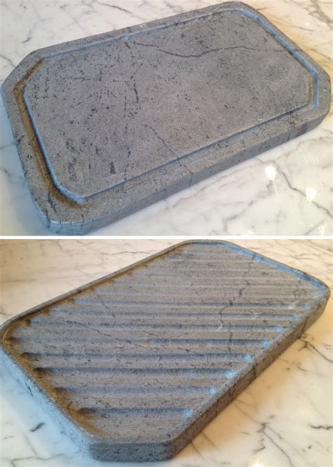 Soapstone Griddle two sided soapstone griddle