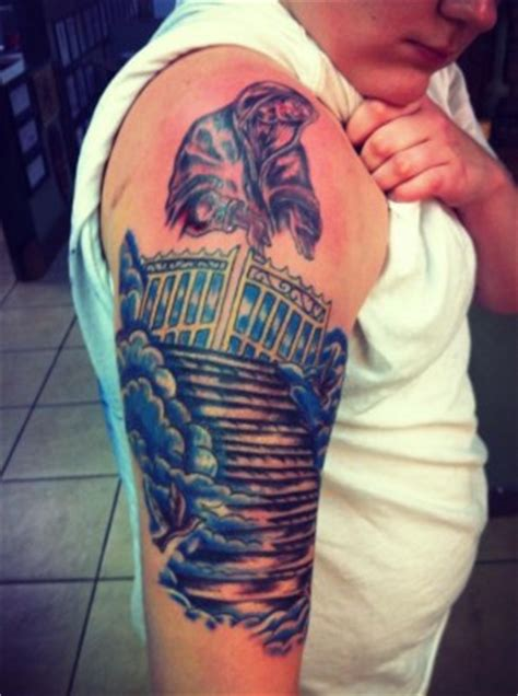 stairway to heaven best tattoo design ideas