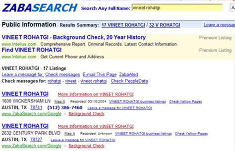 Zabasearch Free Search Related To Free Search Engine Zabasearch Rachael Edwards