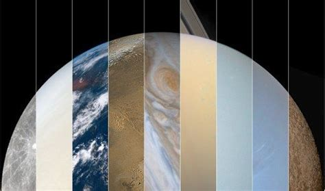 what does each color what are the colors of the 9 solar system planets and what
