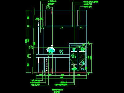 Layout Design Of The Restaurant Bar Free Download Autocad