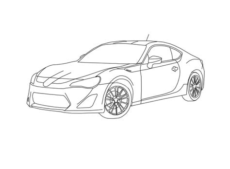 R Drawing Lines by Scion Fr S Lineart By 62sexyboy On Deviantart