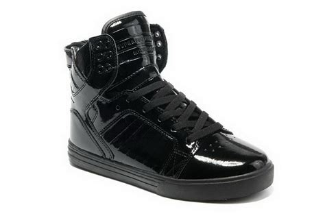 high top skate shoes budget classic combination skytop high top mens skate