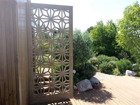 Claustra Pour Terrasse claustra pour terrasse les claustras et bois