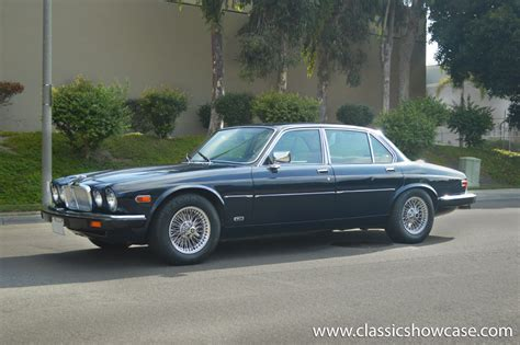 jaguar xj6 series iii 1986 jaguar xj6 series iii sedan by classic showcase