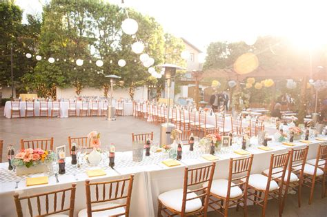 excellent outdoor wedding reception 68 on small home