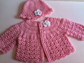 Crochet baby sweaters sweater hat and baby sweaters on pinterest