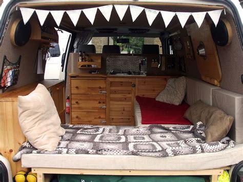 van with bed wonderful idea photos cer van conversion pinterest