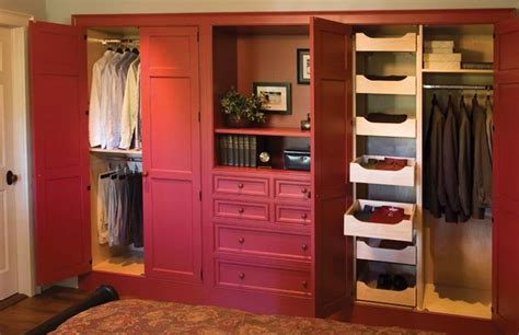 custom built in closet traditional closet other