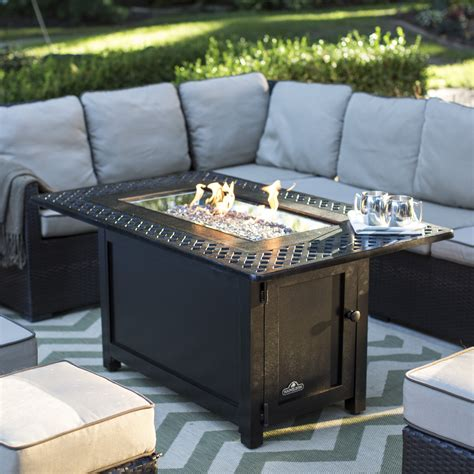 outdoor propane pit table canada gas outdoor pit canada outdoor designs