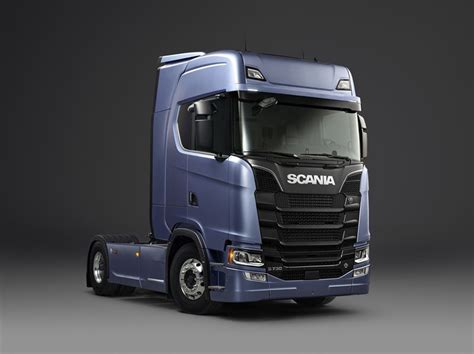 scania new model scania introduces new truck range scania