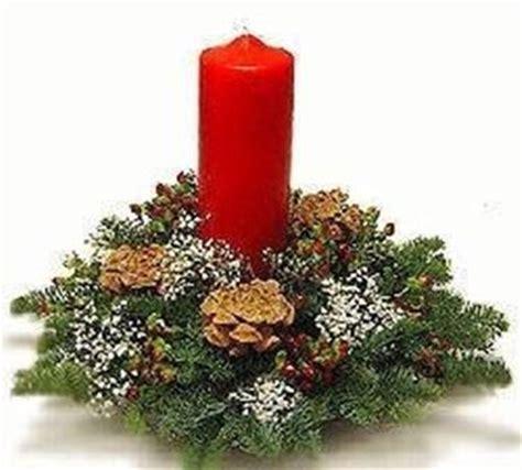 centri tavolo natalizi centrotavola natalizio speciali come preparare un