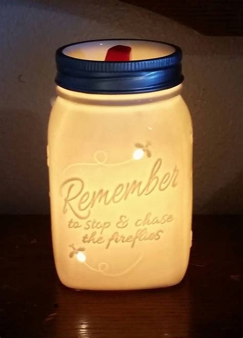 chaising fireflies 55 best images about scentsy warmers lit at night on