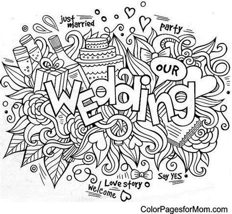 love themed coloring page best 25 wedding coloring pages ideas on pinterest kids