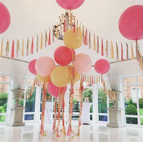 Wedding Aisle Balloons by Wedding Balloons