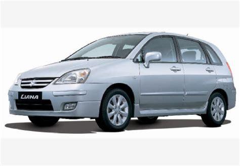 Suzuki Liana Reviews Suzuki Liana Review Cartell Car Check
