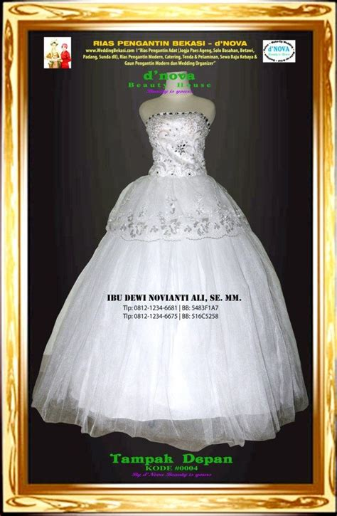 Wedding Dress Kelapa Gading by 25 Ide Terbaik Gaun Pengantin Di