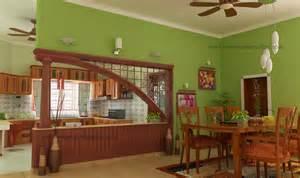 Dining Room Kerala Evens Construction Pvt Ltd Interior Design Of Kerala Home
