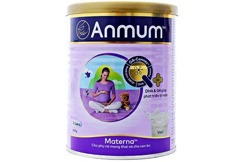 Anmum Materna 400g Anmum Materna Vanilla 400g