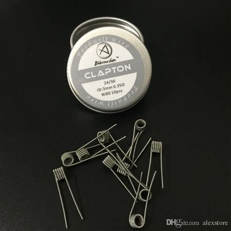Twisted Nichrome 80 Coil 0 4 Ohm Ni80 Precoil Vapor V Murah nichrome coil wire pictures inspiration electrical