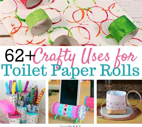 50+ Toilet Paper Roll Crafts | FaveCrafts.com Empty Toilet Paper Roll Png
