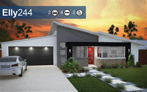 dall designer homes elly244