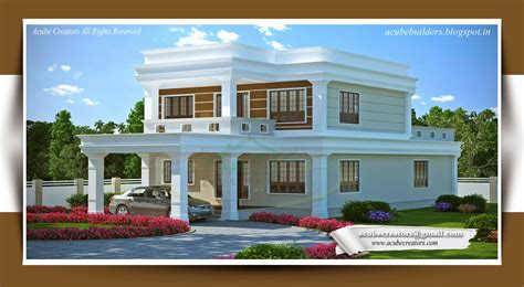 Kerala Home Design And Elevations Kerala House Plans Keralahouseplanner Home Designs