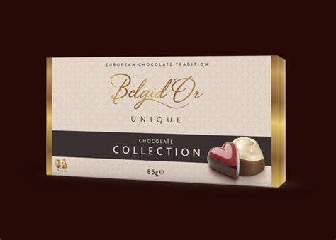 Kitchen Collection Chocolate Collection Belgid Or