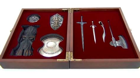 Souls 1 2 Limited Edtion Artbook souls ii japanese collector s edition miniature weapon set introduction