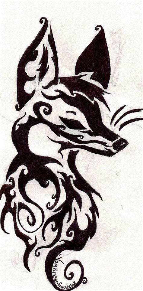 fox tattoo meaning 49 best cool stencils images on tatoos