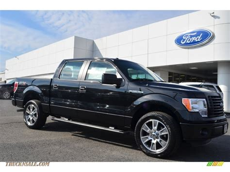 2014 Ford F150 Stx by 2014 Ford F150 Stx Supercrew In Tuxedo Black A75107