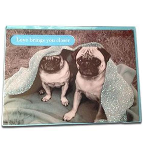 pug anniversary card 17 best images about i pug products on sleeve posts and car