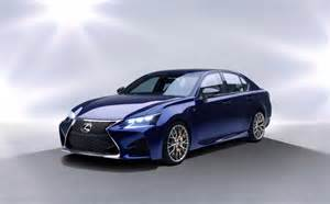2016 lexus gs f revealed ahead of 2015 detroit auto show