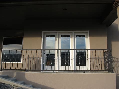 Banister Guards by Metal Balcony Guard Rail Baluster