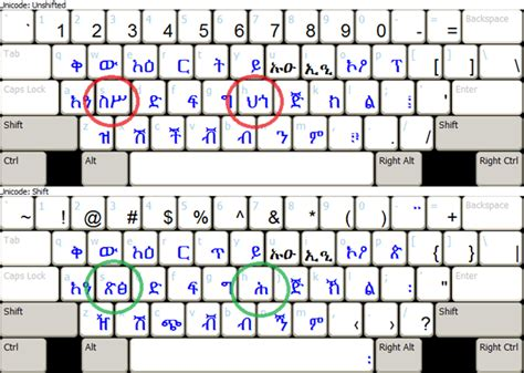 Power Geez Keyboard Layout Free Download | creating a touch keyboard layout for amharic with keyman