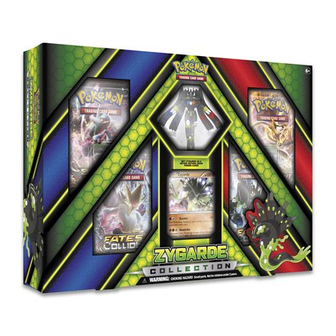 zygarde collection box sealed products 187