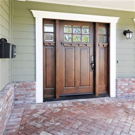 craftsman home design elements front door design with craftsman trim home elements