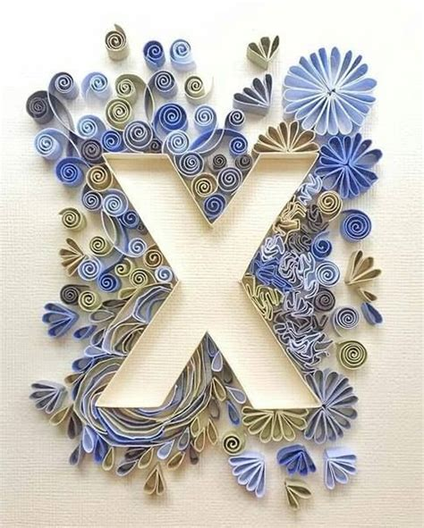 tutorial on quilling letters 156 best quilling letters images on pinterest quilling