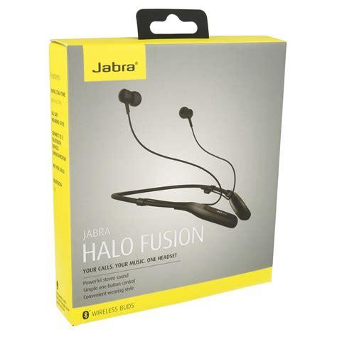 100 genuine jabra halo fusion bluetooth wireless stereo