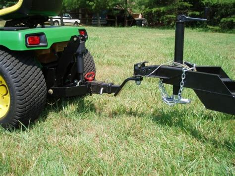 Garden Tractor Sleeve Hitch by Sleeve Hitch Hitch Mytractorforum The