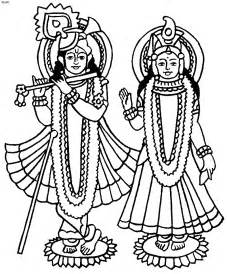 Outline Pictures Of God Krishna by Goddess Lakshmi Coloring Page Radha And Krishna Coloring Page Goddess Lakshmi Coloring Book