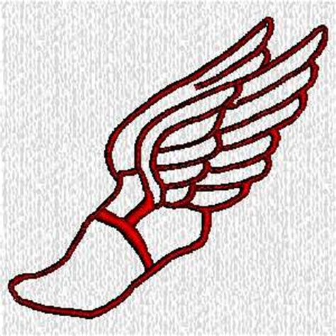 track and field sports recreation track symbol 51071 vp3