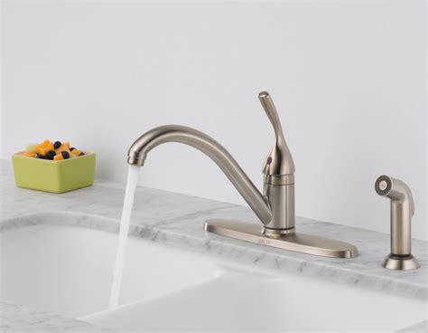 delta classic single handle kitchen faucet 2018 delta faucet classic kitchen collection