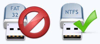 format fat32 chromebook formatera u3 eller vanligt usb minne till ntfs usb minne