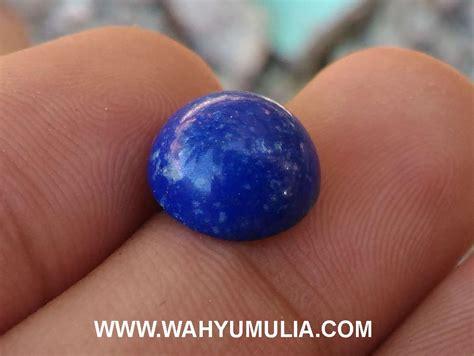Batu Akik Lapis Lazuli Asli India batu lapis lazuli kode 425 wahyu mulia