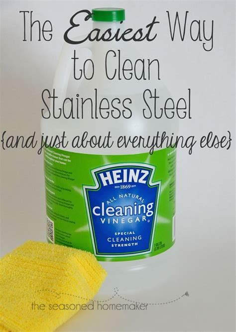 best cleaner for stainless steel sink best 25 clean stainless sink ideas on