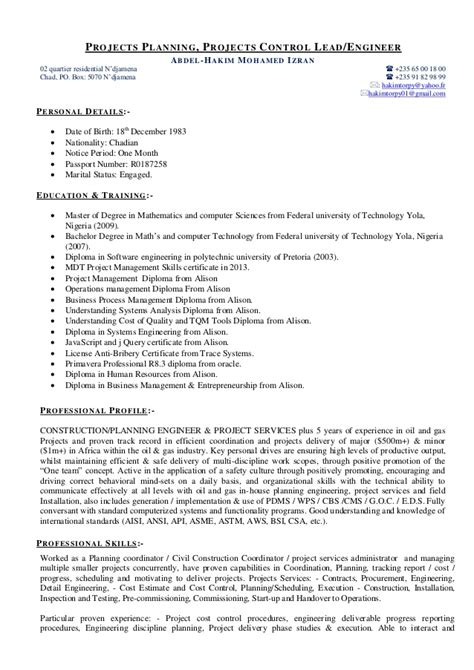 Project Controller Sle Resume by Controls Engineer Resume Writingz Web Fc2
